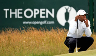 British Open Golf Package 2011
