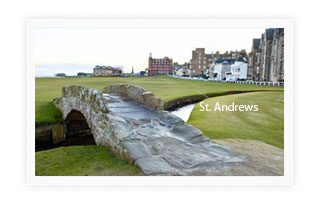 Scotland Golf Packages