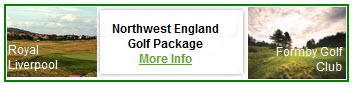 Northwest England Golf Package