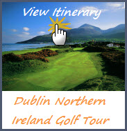 Dublin Ireland Golf Tour